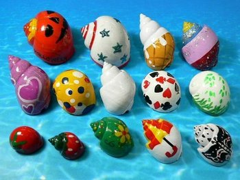 Can Hermit Crabs Have Painted Shells