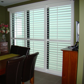 Office Pull Down Blinds Window And Door