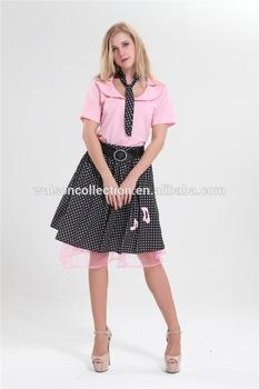 da3d7e44af255 Ropa 50 S Del Vestido Del Caniche Rock And Roll Traje - Buy Mujeres ...