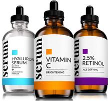 Free sample 너리 싱 보습 피부 care 히알루 산 serum private label vitamin c serum