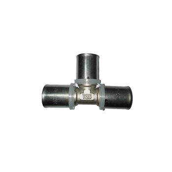 Equal Tee Pipe Press Fitting