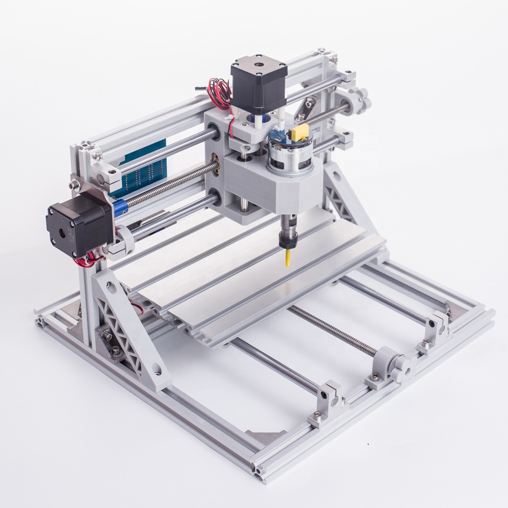 High quality 3 axis cnc router wood cnc router machine laser engraving for wooden acrylic Advanced Toys BACHIN