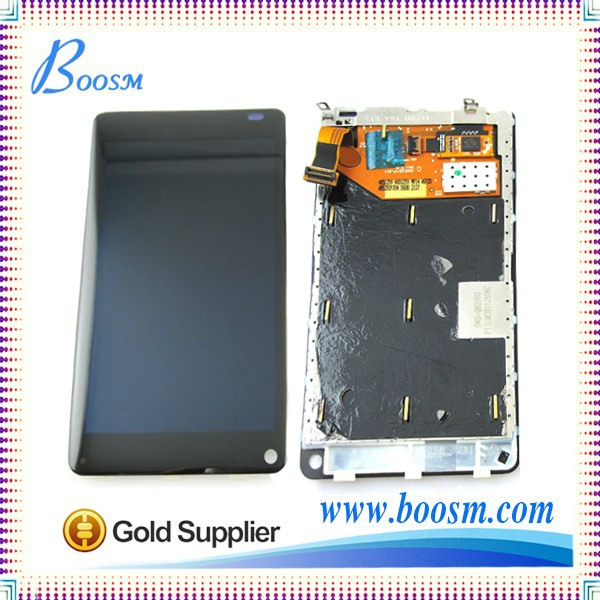 lcd replacement for Nokia N9, for Nokia N9 lcd screen display