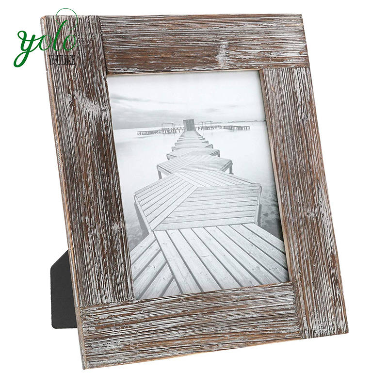 Rustic Farmhouse Distressed Picture <strong>Frame</strong>