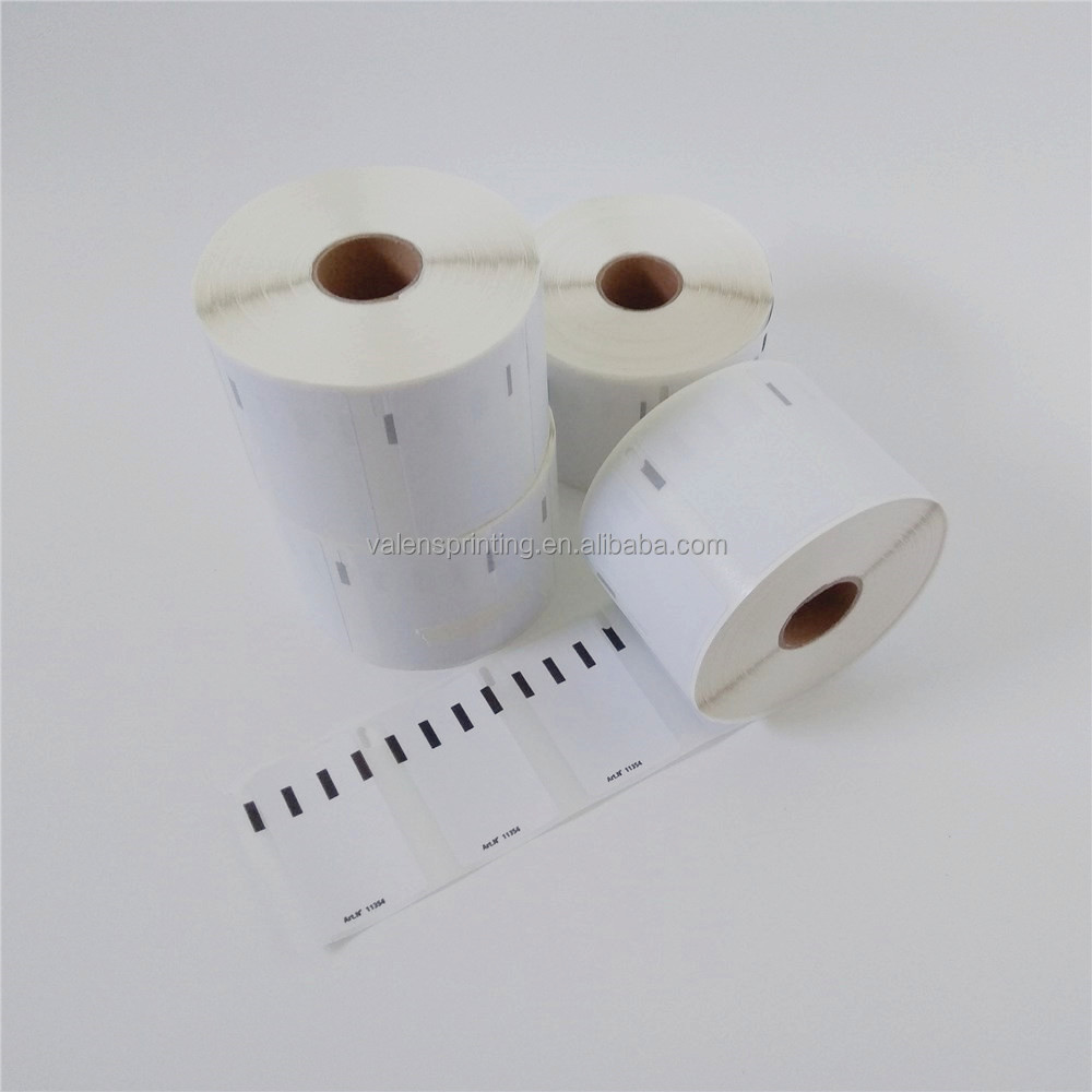 260 Labels per Roll 100x Compatible 99012 36mm x 89mm White Standard Address Labels for Dymo LabelWriter /& Seiko Label Printers