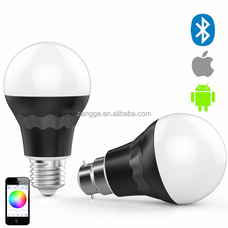 amazon echo compatible bluetooth led light bulb buy amazon echo compatible bluetooth led light. Black Bedroom Furniture Sets. Home Design Ideas
