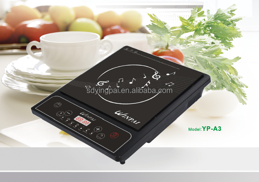 OEM Packing Electric Induction Cooker With Press Control