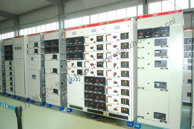 Electrical Power Distribution Panel Board - Buy Electrical ...