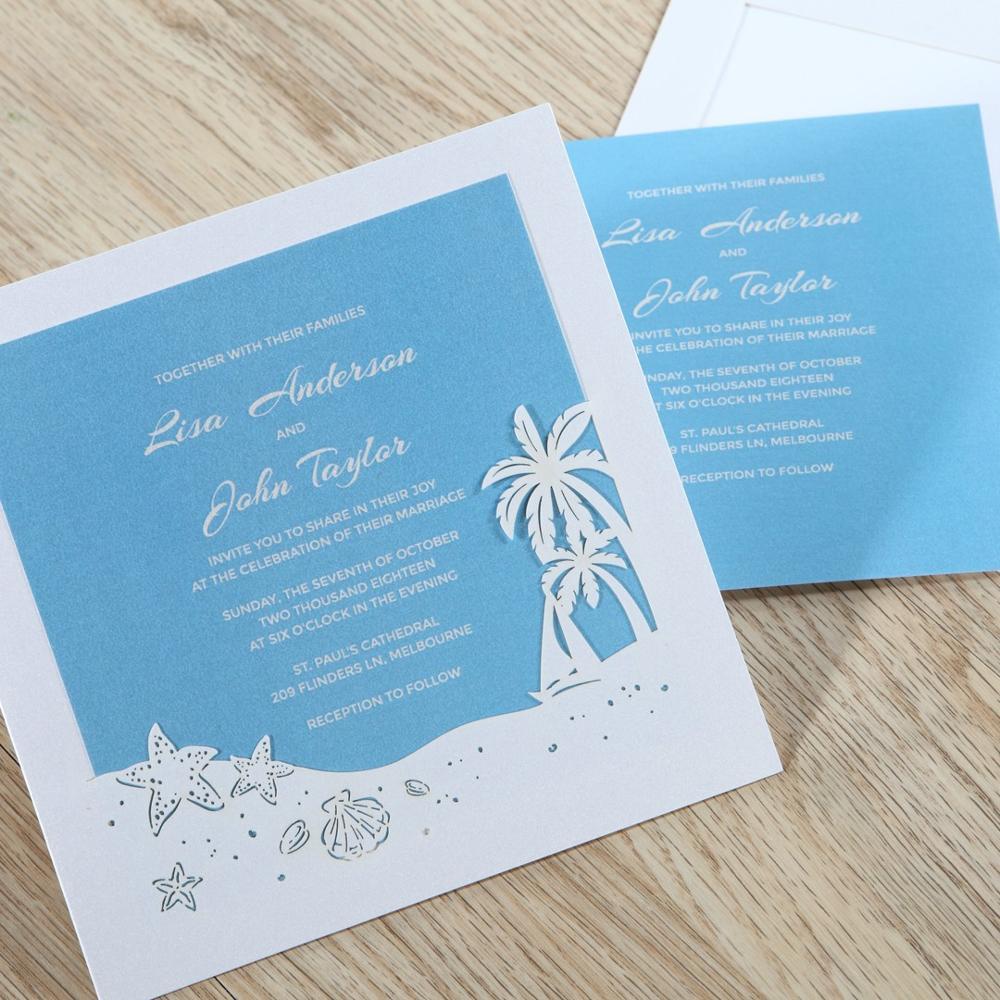 Venta Al Por Mayor Invitaciones Para Imprimir Elegantes