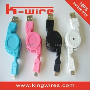 high performance usb Retractable Lan Cable
