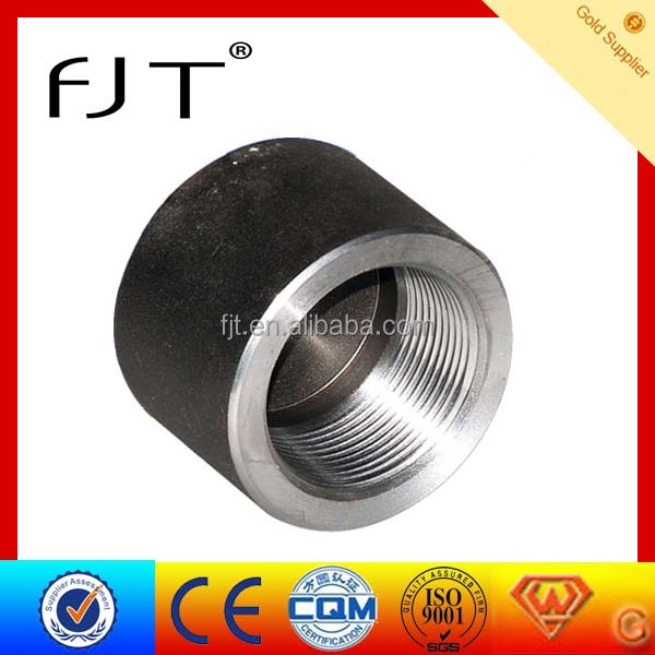 Pipa Stainless Steel Threaded Topi