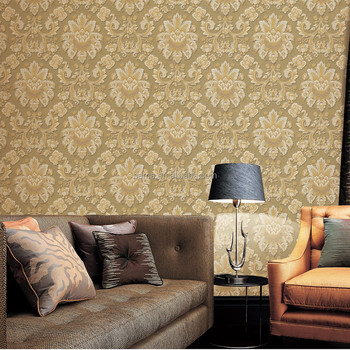 2016 Korean Wallpaper Damask Living Room Bedroom Marriage Tv Setting Wall Paper