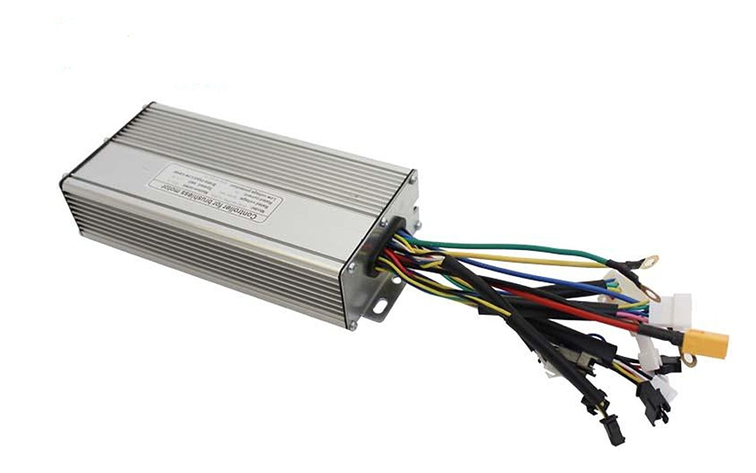 Electric Bicycle Brushless Sine Wave Controller 36V//48V 350W E-bike Accessories