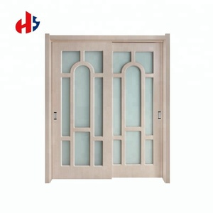 Curved mdf internal sliding doors
