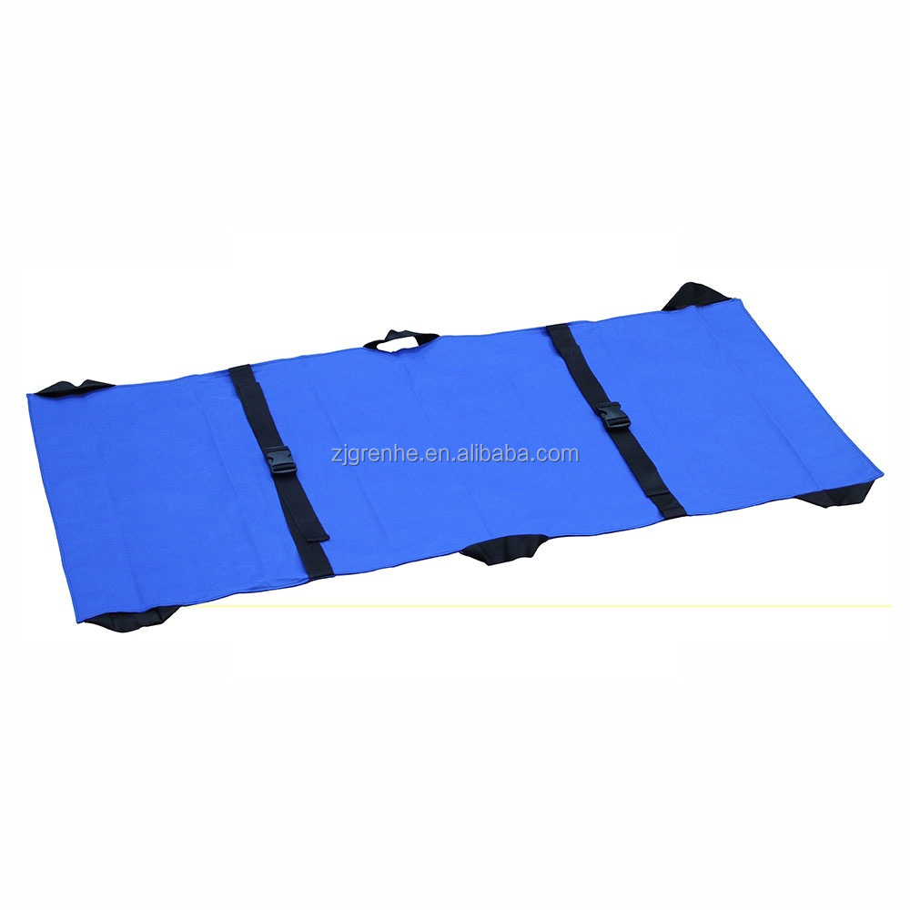 ST61052 Rescue Folding Soft Stretcher