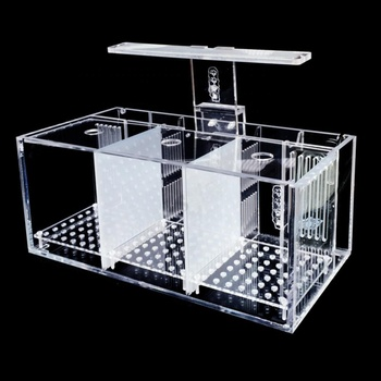 Custom Large Rectangular Acrylic Clear Fish Tank
