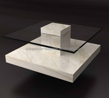 Natural Stone Coffee Tables Italy Style Marble Table Tops