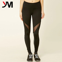Top Quality Yoga Leggings Quick Dry Gym Pants Breathable Sports Tights For Women