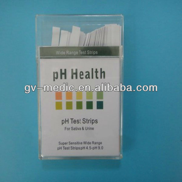 0.5-5.0 pH Test paper in roll