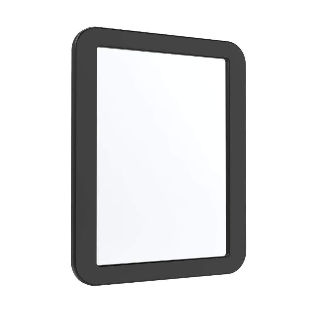 """AnkeyMall Locker Mirror Magnetic 5 ¼"""" x 7"""", Magnetic Back Sticks to Any Ferrous Metal Surface, Ideal Mirror for School Locker, Bathroom, Household Refrigerator, Workshop Toolbox Or Office Cabinet"""
