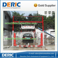 Water Jet Air Compressor Car Wash with Powerful Cleaning Effect
