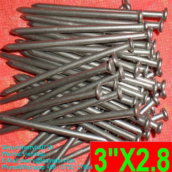 Smooth Common Nails - Diameter 3.00 Length 45 mm-------CNSL296