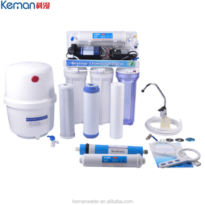 5 stage reverse osmosis water filter system for home