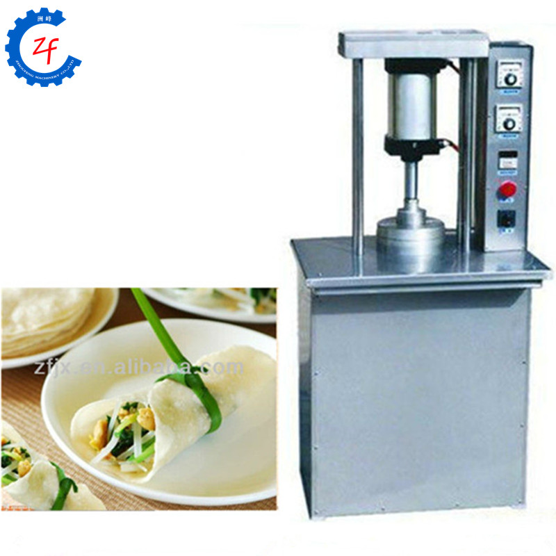 Hot selling Roast duck cake,egg cake and various wheat cake making machine