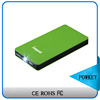 High-tech power bank mobile phone accessories and car part portable jump starter power bank with LED light