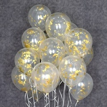 "12 ""Rose Gold <span class=keywords><strong>Ballonnen</strong></span> Sales Promotie Confetti Ballon 12 Inch <span class=keywords><strong>Latex</strong></span> Globos De <span class=keywords><strong>Latex</strong></span> Confetti Ballon Pary Supply"