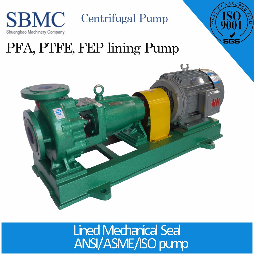 Plastic agriculture gear pump of ISO9001 Standard