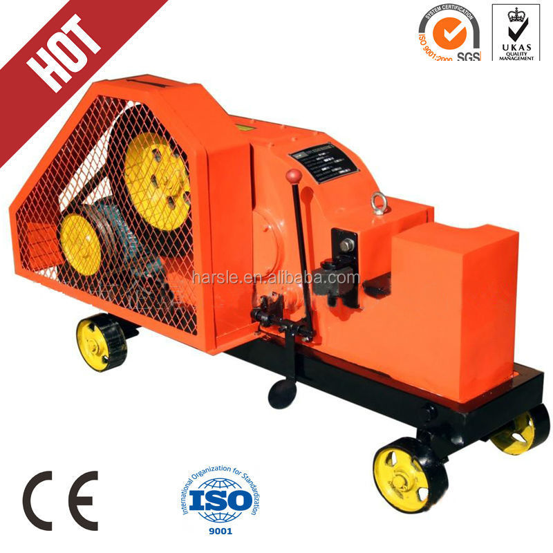 60mm steel wire cutter machine steel bar cutting machine rebar cutting machine