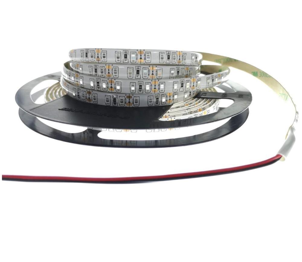 Hot sale DC12V smd 2835 led strip light ip65 waterproof flexible led strip