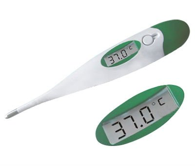 Digital thermometer, medical thermometer, pen shape digital thermometer
