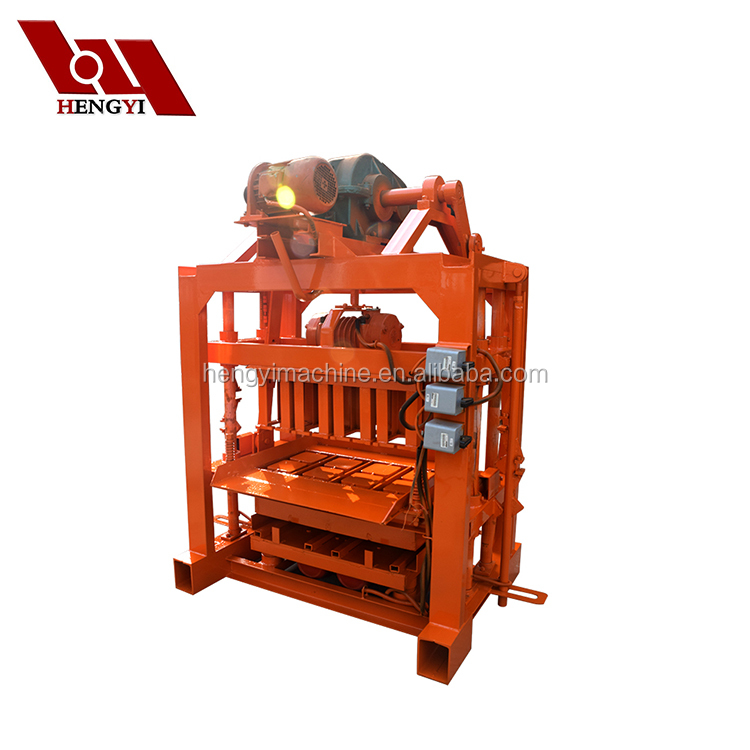 QT 4-40 Hot sale eco maquinas brick machine/Factory price brick machine making/concrete hollow block making machine price