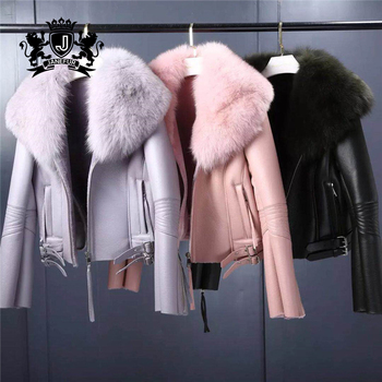 New Style Modern Winter Coat Women Jacket Fashionable Knitted Woman Fur Coat For Winter