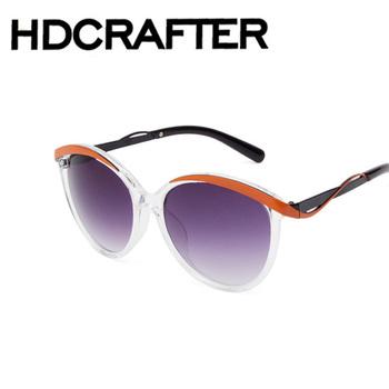 deda9a2e40 Al por mayor 6 unids/lote D marca peppers moda marea gafas de sol gradient