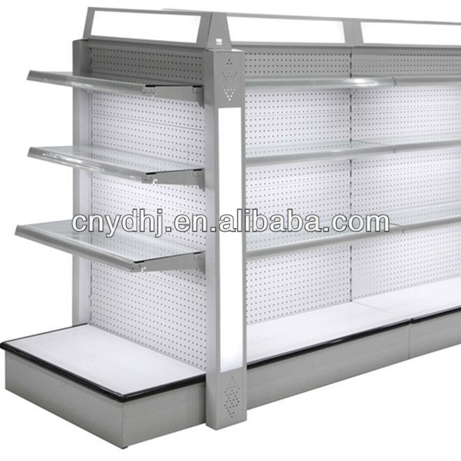 Supermarket/Department Store Retail Cosmetic Counter Display Rack