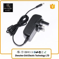 24W Switching Power Supply used for CCTV Camera DC 24V 1A AC DC Adapter UL CE approved 24Vdc 1A