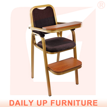 Banquet Hall Chairs And Tables Baby Dining Table Chair Aluminium Hotel Restaurant High