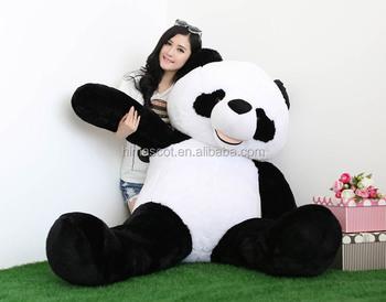 Hi Panda Stuffed Animals Panda Teddy Bear Giant Panda Plush Toy