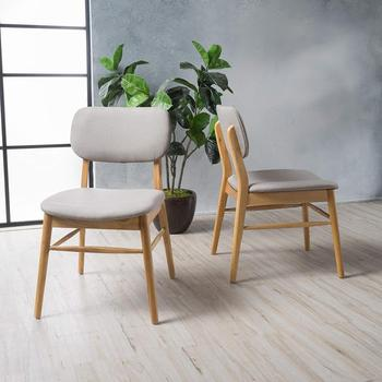 European Style Special Design Low Price Solid Wood Chair Cafe Chair