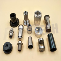 Low price High precision aluminum cnc turning parts