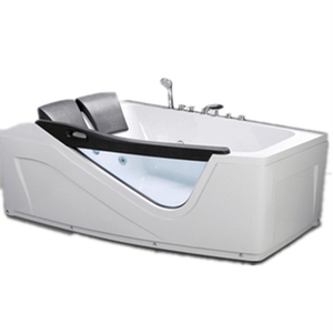 Luxury Air Jets Double Person ABS Spa Massage Bathtub
