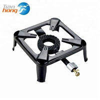 Factory price portable Propane single burner gas stove