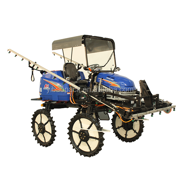 3WPZ-500 Self propelled Tractor Boom Sprayer