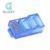 Factory supply blue 8 pin cat5e rj45 8p8c connector