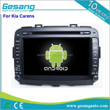 Gesang android 5.1 car gps navigation for Kia Carens 2015 car dvd car radio player stereo wifi & 3G