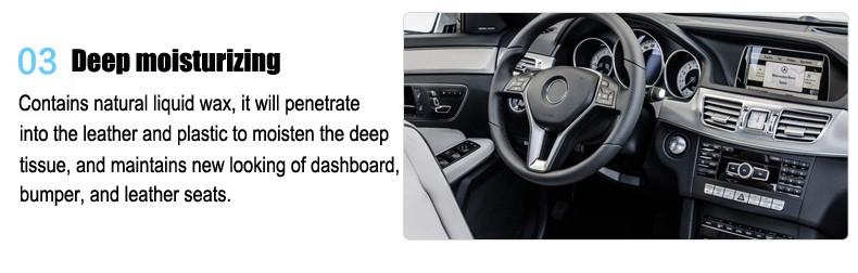 Cockpit Spray, Anti Static Polish, Best Automotive Polish For Car Dashboard