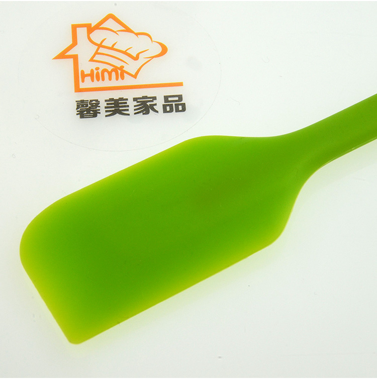 HIMI new small silicon spatula suppliers good cooks silicone mini spatula with metal core